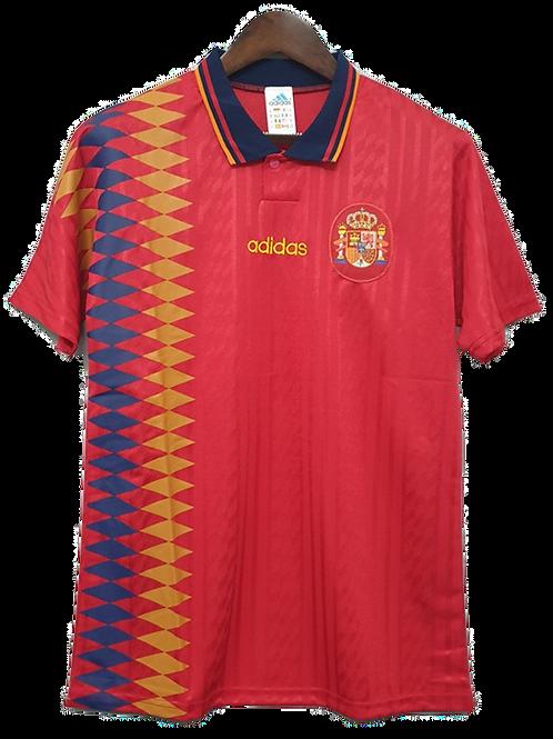 Spain 1994 Home Shirt