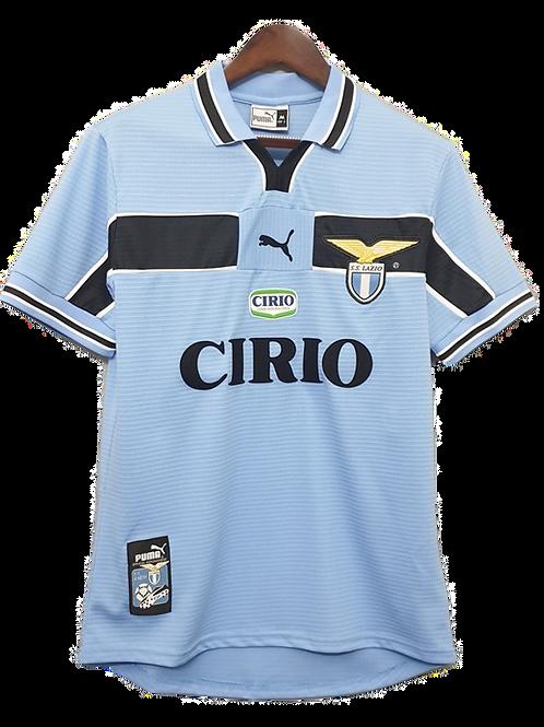 Lazio 1999-00 Home Shirt