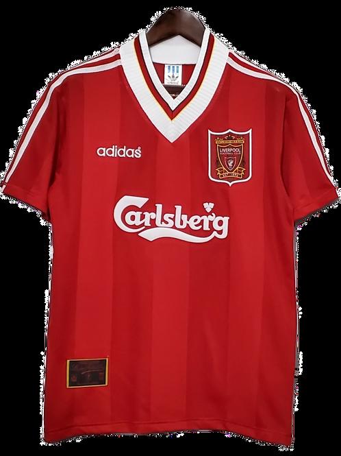 Liverpool 95-96 Home Shirt
