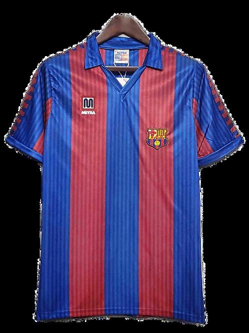 FC Barcelona 1990-91 Home Shirt