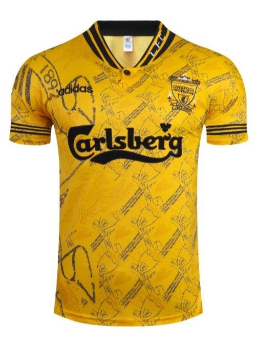 Liverpool 94-95 Away Shirt