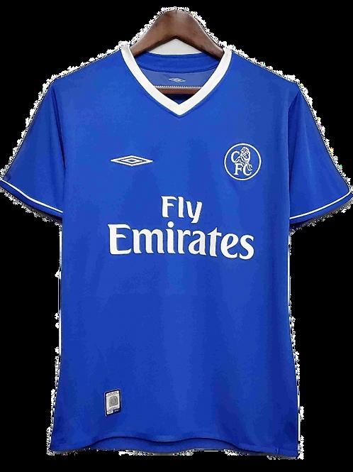 Chelsea 2003-05 Home Shirt