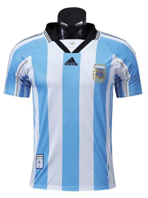 Argentina 1998 Home Shirt