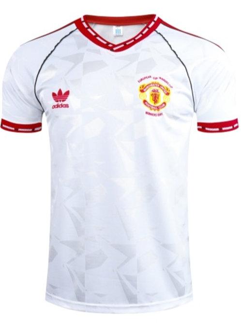 Manchester United 91 Away Shirt