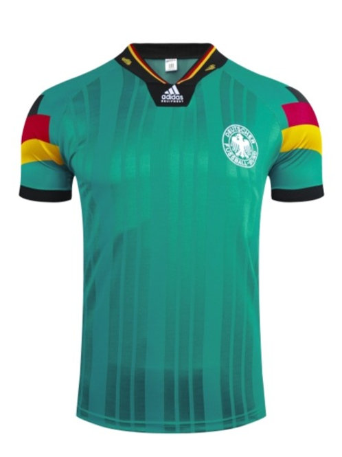 Germany 1992 Away Shirt