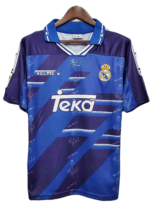 Real Madrid 1994-96 Away Shirt