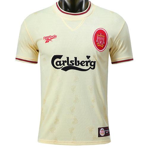 Liverpool 96-97 Away Shirt