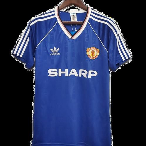Manchester United 89-90 Away Shirt