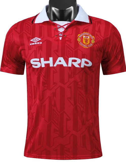 Manchester United 94 Home Shirt