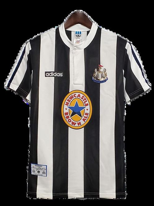 Newcastle United 1995-97 Home Shirt