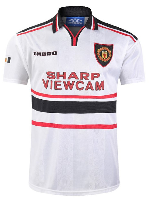 Manchester United 98-99 Away Shirt