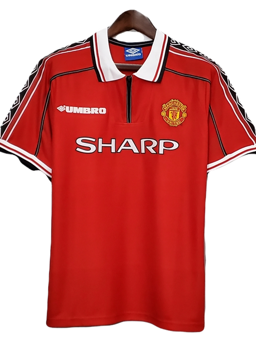 Manchester United 98-99 Home Shirt