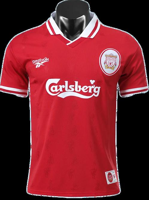 Liverpool 96-97 Home Shirt