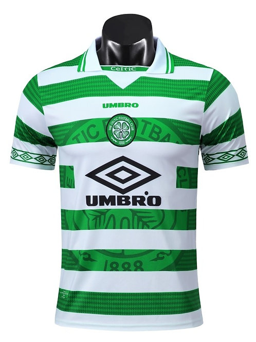 Celtic Glasgow 98-99 home shirt