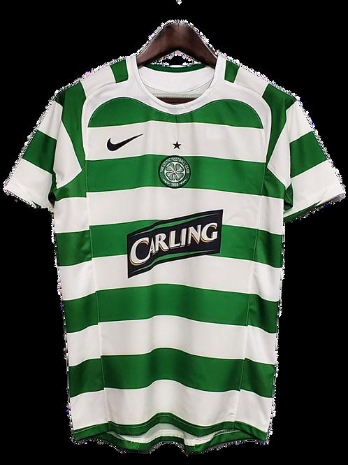 Celtic Glasgow 2005-06 Home Shirt