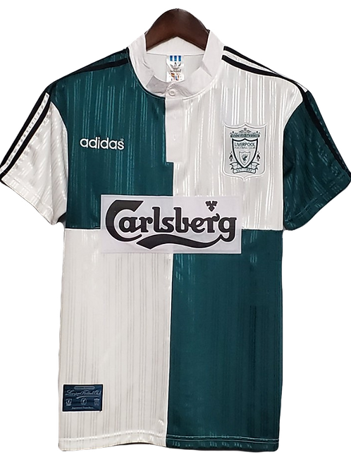Liverpool 1995-96 Away Shirt