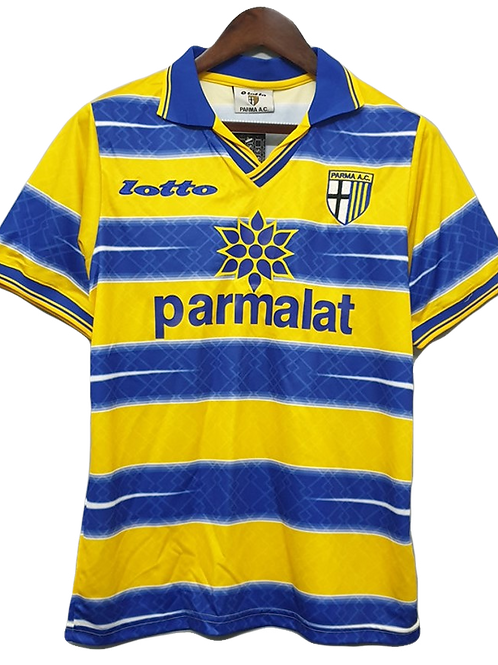 Parma Calcio 1998-99 Home Shirt