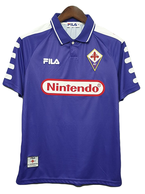 ACF Fiorentina 1998-99 Home Shirt