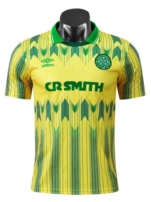 Celtic Glasgow 92-93 home shirt