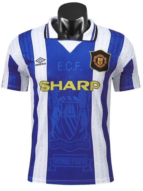 Manchester United 94-96 Away Shirt