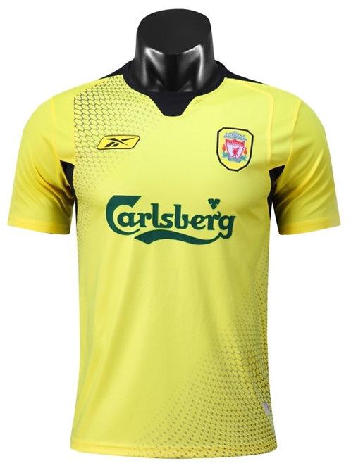Liverpool 04-05 Away Shirt