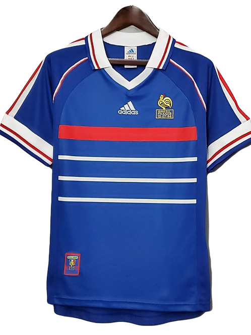 France 1998 Home Shirt
