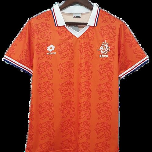 Netherlands 1995 Home Shirt