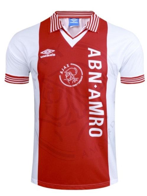 Ajax Amsterdam 1983 home shirt