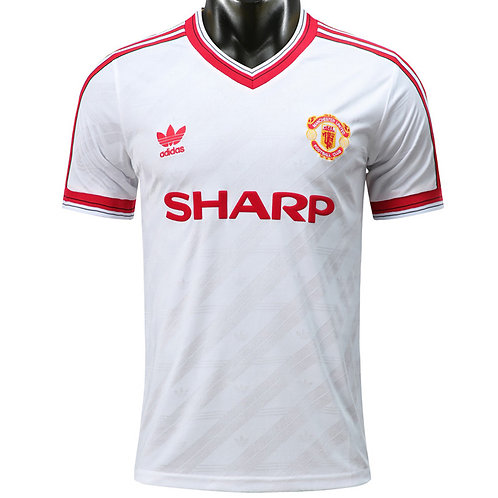 Manchester United 86 Away Shirt