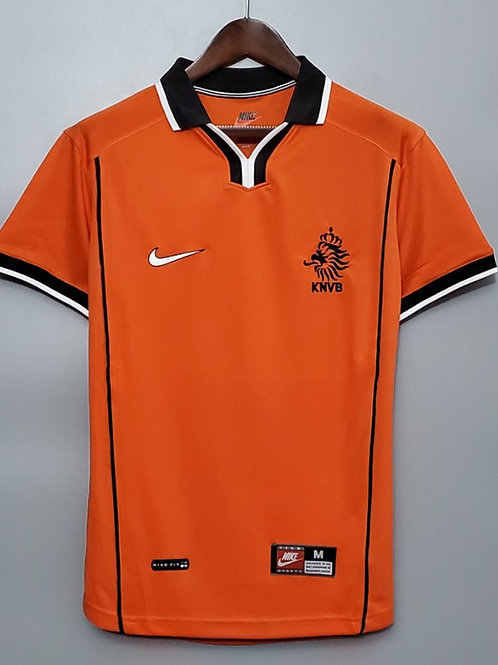 Netherlands 1998 Home Shirt