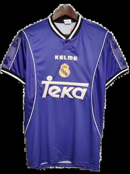 Real Madrid 1997-98 Away Shirt