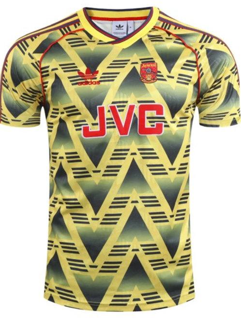 Arsenal 1991-93 Away Shirt
