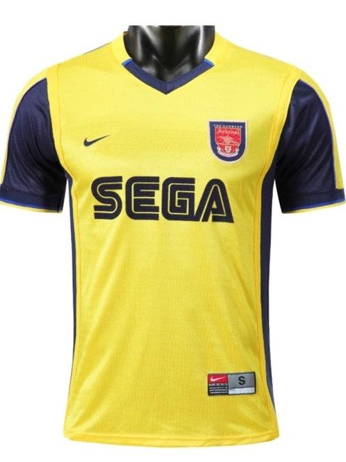 Arsenal 99-00 Home Shirt
