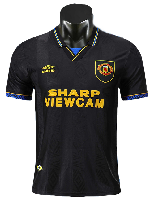 Manchester United 93-94 Away Shirt