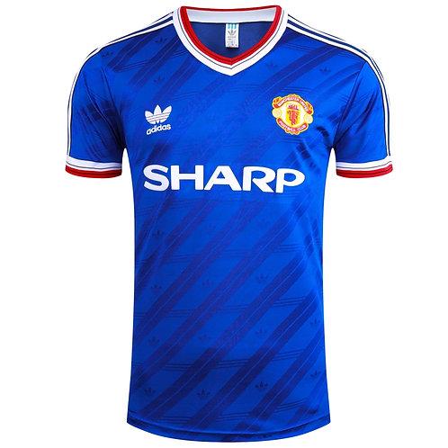 Manchester United 86-88 Away Shirt