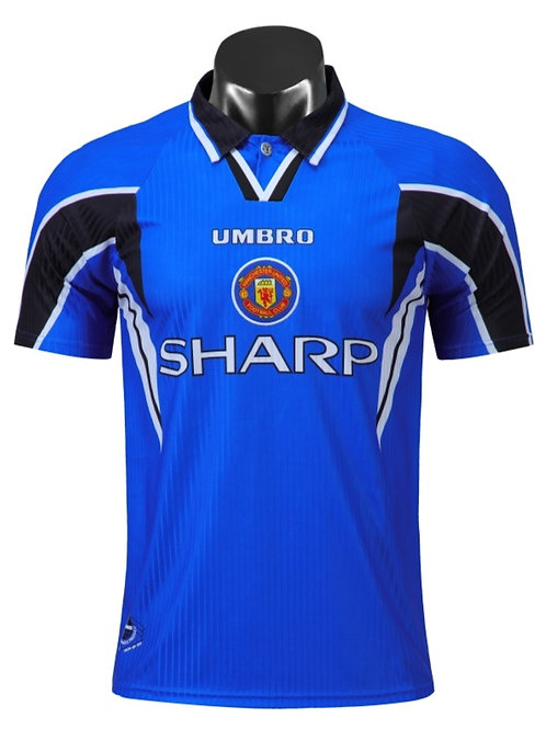 Manchester United 96-98 Away Shirt