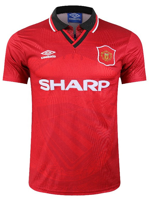 Manchester United 94-96 Home Shirt