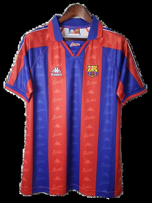 FC Barcelona 1996-97 Home Shirt