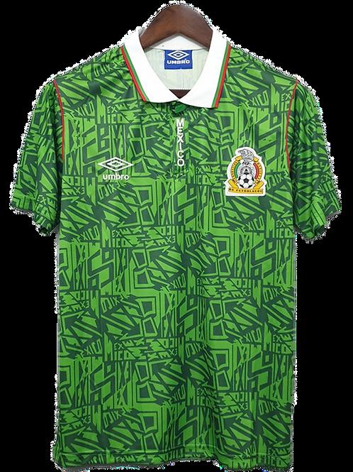 Mexico 1994 Home Shirt