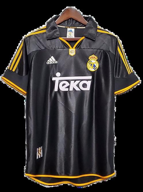 Real Madrid 1998-99 Away Shirt
