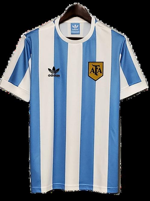 Argentina 1978 Home Shirt