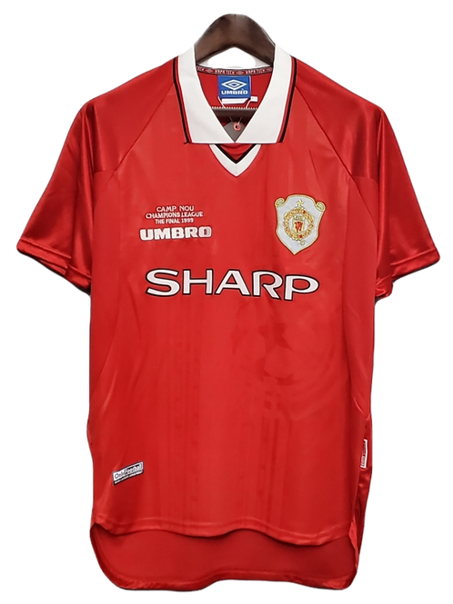 Manchester United 99-00 Home Shirt
