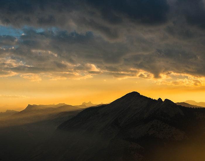 Cloud's Rest at Sunrise