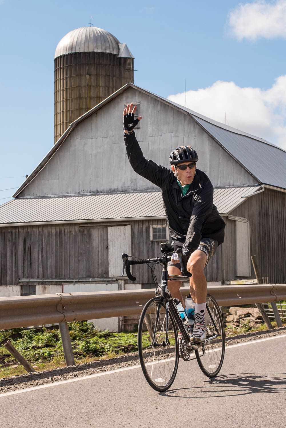 Cycling in Amish Country