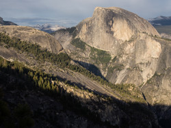 The Northwest Face of Half Dome