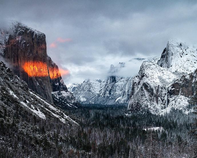 El Cap's Heart