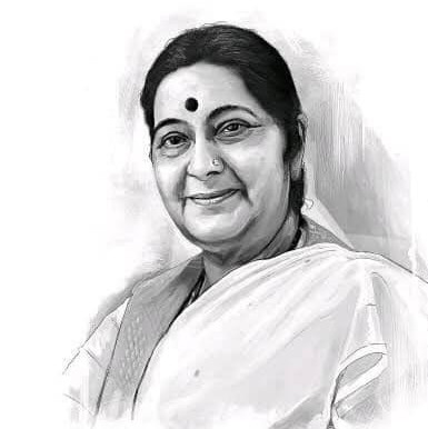 Sushma Swaraj: An epitome of Grace, Elegance, and Intelligence