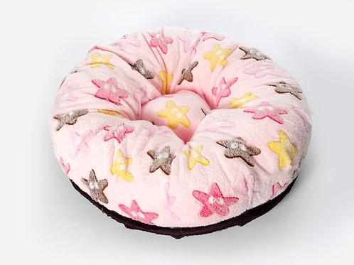 Cozy Bed ขนเป็ดเทียม ลายปลาดาวน้ำตาล