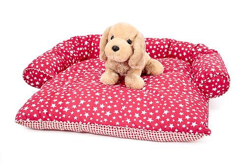 Day Bed ลายดาวแดง