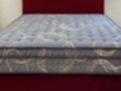 抗靜電舒眠乳膠迴力彈簧床